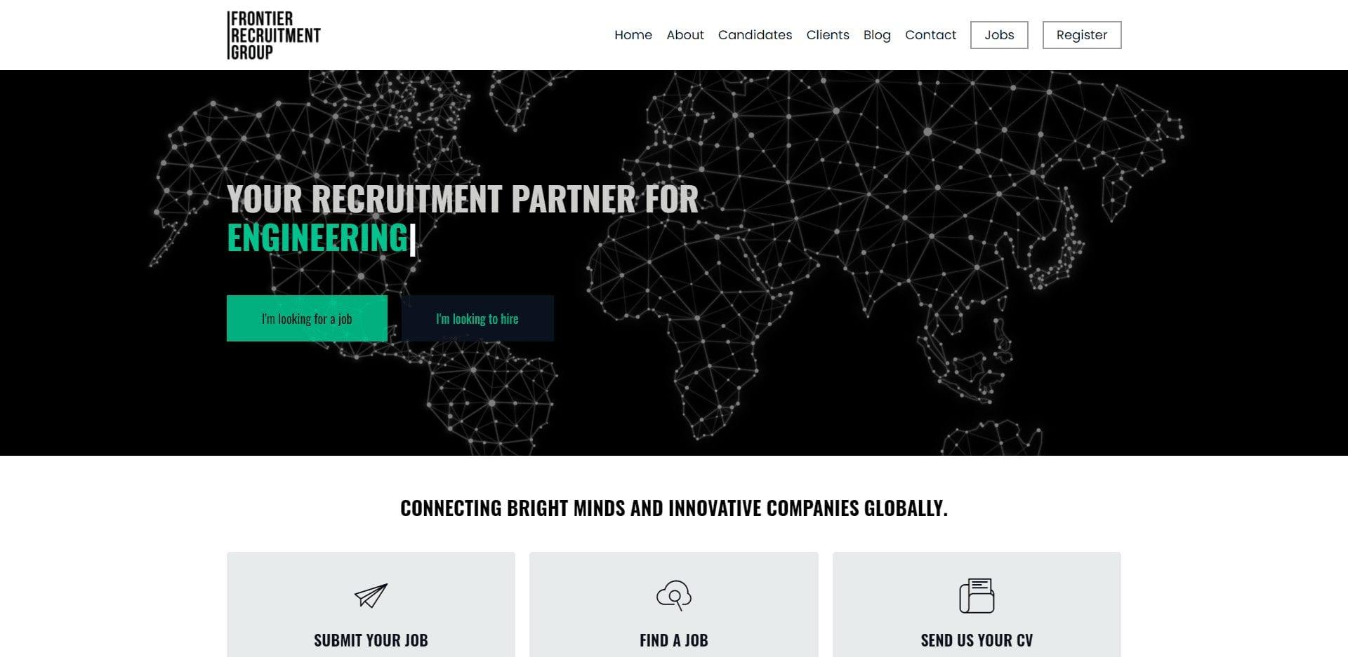 Frontier Recruitment Group